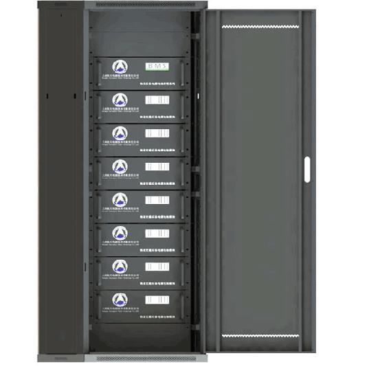 浮充式保护型磷酸铁锂电池系统